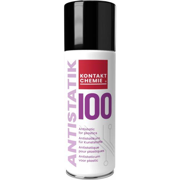 Antistatic 100, elektrosztatikus feltöltődés ellen 200 ml