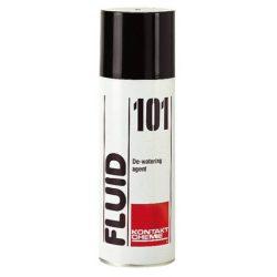 Fluid 101, gyorshatású nedvességkiszorító és vízmentesítő spray 200 ml