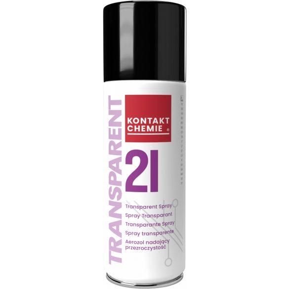 Transparent 21, áttetszővé tevő spray, 200 ml