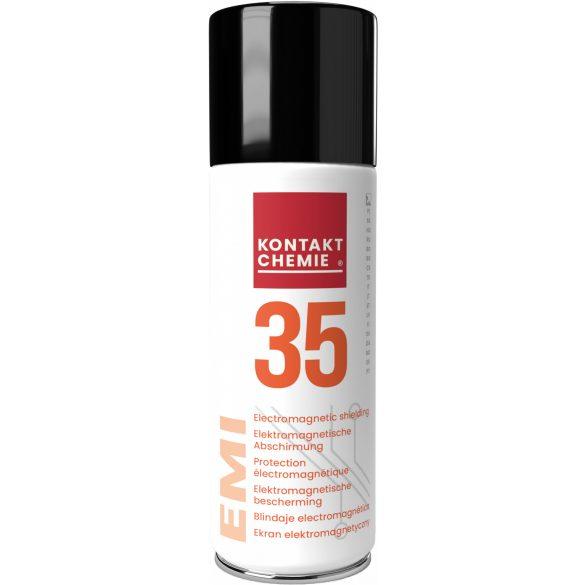 Emi 35 spray, elektromágneses interferencia elleni védelemre áramvezető bevonat, 200 ml