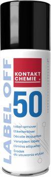 Label Off 50 címke eltávolító spray