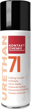 Urethan 71 spray, egykomponensű uretán-alapú, szigetelő és védőréteg, 200 ml