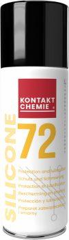 Silicone 72 szigetelő olaj, kenő és védő spray