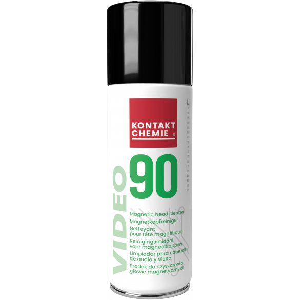 Video 90, mágnesfej tisztító spray, 400 ml