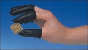 Vezetőképes gumi ujjvédő