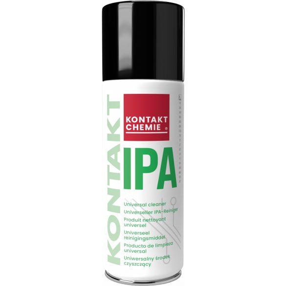 Kontakt IPA spray, elektronikák, finomechanikák, optikák univerzális tisztítószere, 200 ml