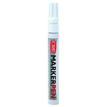 CRC Marker Pen - jelölőtoll, fehér
