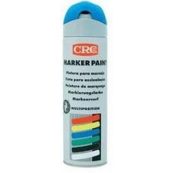 CRC Marker Paint - jelölő festék, kék
