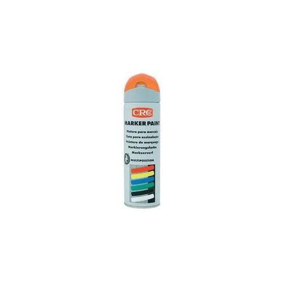 CRC Marker Paint - jelölő festék, narancssárga