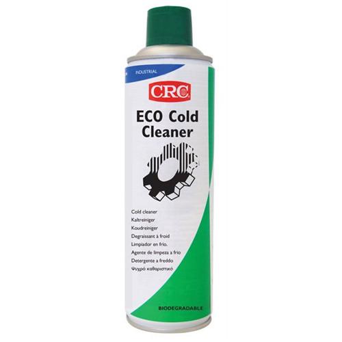 Hideg zsíroldó, biológiailag gyorsan lebomló, környezetbarát oldószeres tisztító spray, ECO COLD CLEANER, 500 ml