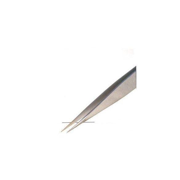 Műszerész csipesz 0 SA 120 mm