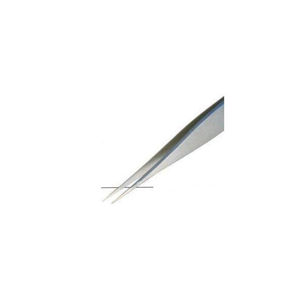 Műszerész csipesz 1 SA 118 mm