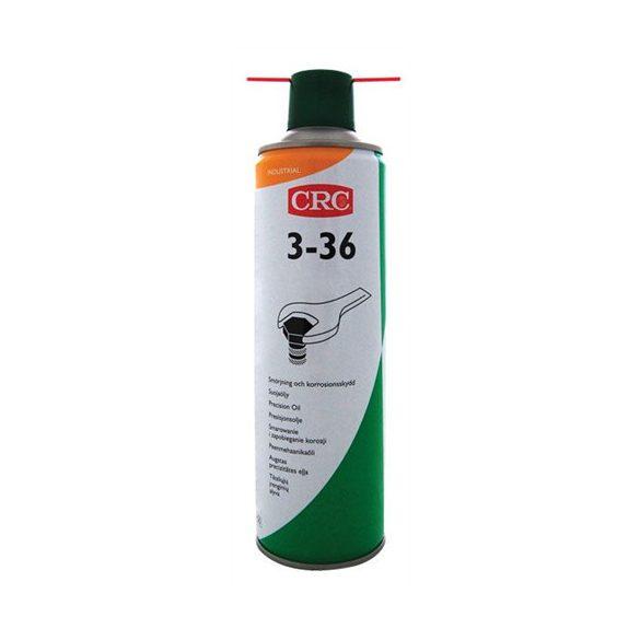 Univerzális ipari szervizfolyadék és ideiglenes beltéri korrózióvédő élelmiszeripari minősítéssel, 3-36 (FPS), 500 ml