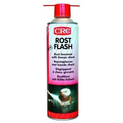 Rust loosener spray with freeze shock effect, ROST FLASH, 500 ml