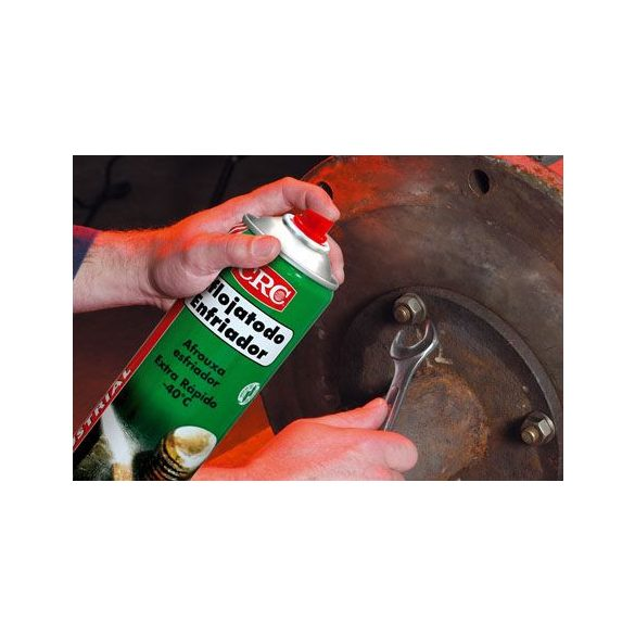 Rozsdaoldó spray fagyasztó-sokk hatással, ROST FLASH, 500 ml