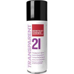 Transparent 21 spray