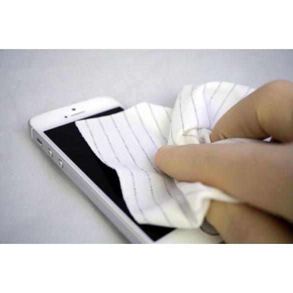 Techclean antisztatikus törlőkendő, száraz, 150 db/csomag 230x230 mm