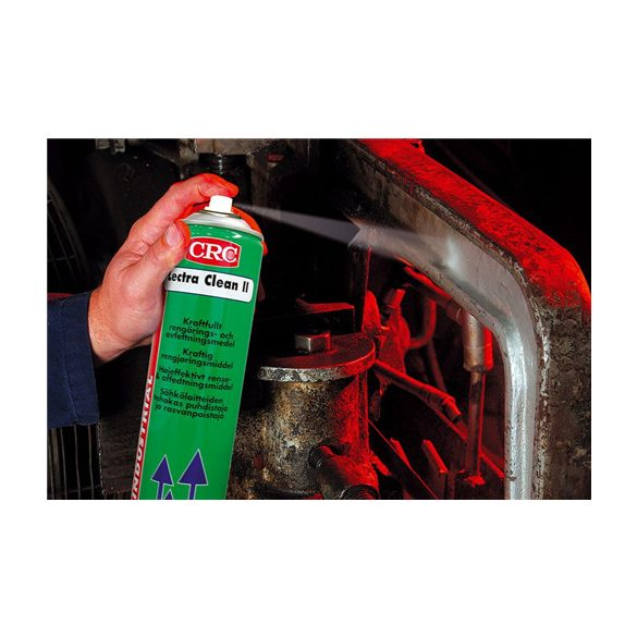 Cleaner for electrical motors, heavy duty spray, LECTRA CLEAN II, 500 ml