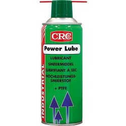 Superior lubricant spray with PTFE, POWER LUBE, 400 ml