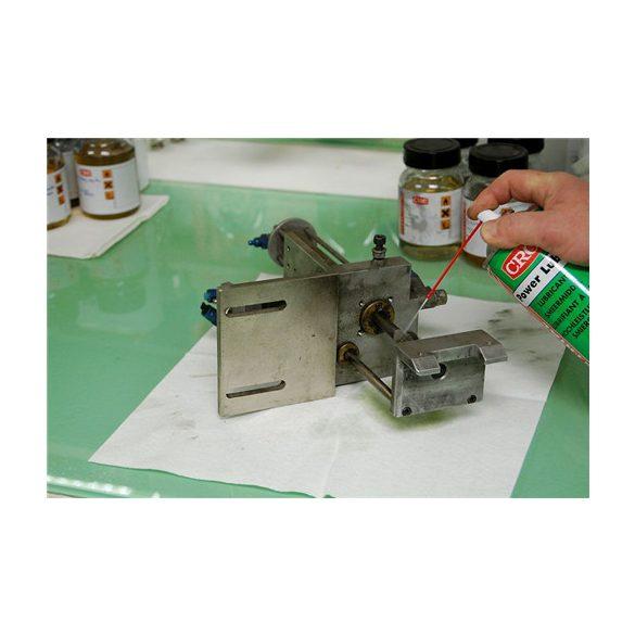 POWER LUBE  nagyteljesítményű, kültéri kenőanyag PTFE (teflon) adalékkal 400 ml