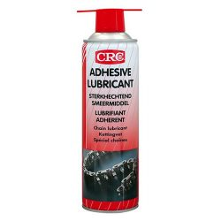 Water resistant, adhesive chain lubricant,  ADHESIVE LUBRICANT, 500 ml