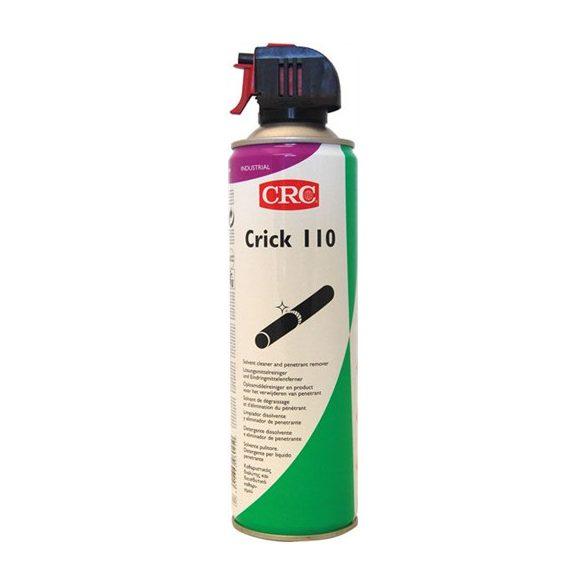 CRICK 110 - NDT CLEANER roncsolásmentes varrat és anyagvizsgáló - tisztítószer 500 ml