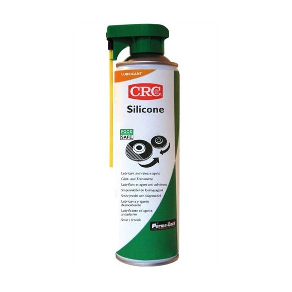 SILICONE (FPS), Élelmiszeripari prémium minőségű szintetikus szilikonolaj spray, 500 ml