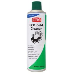 Degreasing solvent, quick dry non-chlorinated cleaner spray, ECO COLD CLEANER, 500 ml
