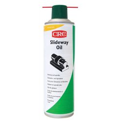 Low viscosity oil for high speed spindle and slide ways lubrication,  SLIDEWAY OIL, 500 ml