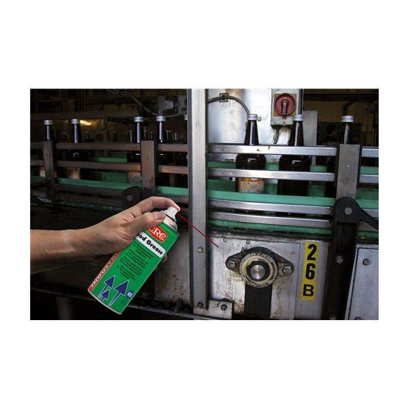 FOOD GREASE (FPS), Általános célú élelmiszeripari csapágyzsír spray, 500 ml