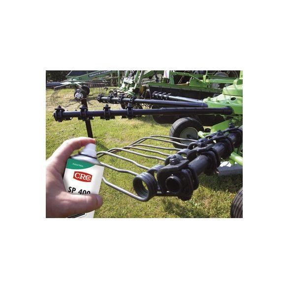 Viaszos kültéri korrózióvédő spray kifejezetten korrozív környezeti viszonyok közé, SP 400 II, 250 ml