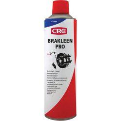 High performance brake parts cleaner spray,  BRAKLEEN PRO, 500 ml