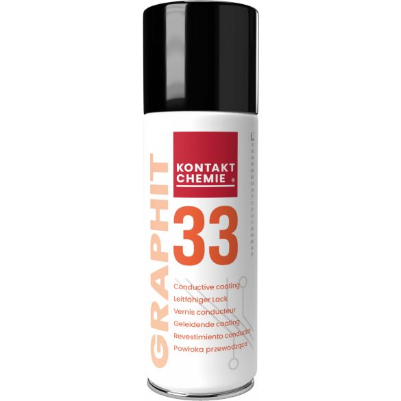 Electrically conductive coating spray