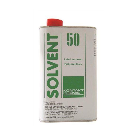 Label Off 50, öntapadó cimke eltávolító, 1L