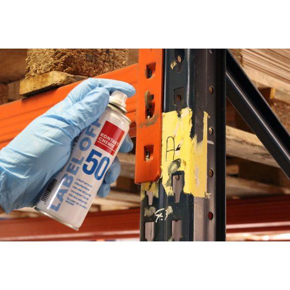 Label Off 50 spray, öntapadó címke eltávolítására, 200 ml