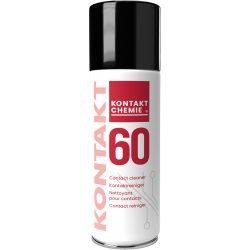 Kontakt 60 oxide dissolving contact cleaner spray