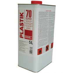 Plastik 70 Super insulating varnish, 5 l