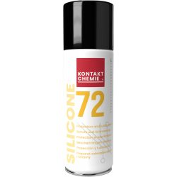 Silicone 72 insulating oil, protective spray