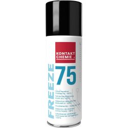 Freeze 75 freezing spray