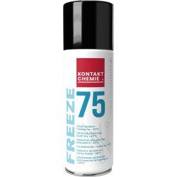 Freeze 75 freezing spray