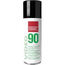 Video 90, mágnesfej tisztító spray, 200 ml