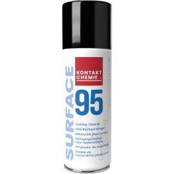 Surface 95 spray, irodai és telekommunikációs berendezések tisztítószere 200 ml