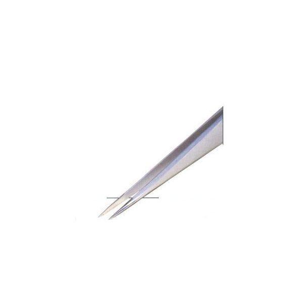 Műszerész csipesz AA SA 125 mm