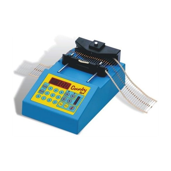 COUNTY alkatrész-számláló alapgép, külső tápegység 230V / 50Hz