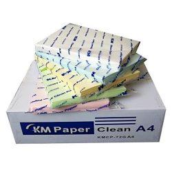 Tisztatéri papír fehér A4, 250 lap/csomag 1 karton=10cs.