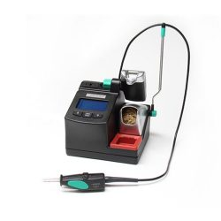 JBC CP-2E digital soldering station with precision PA120-A tweezers