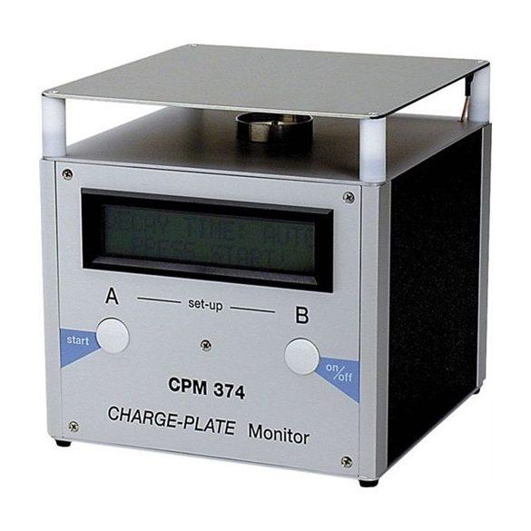 Charged-plate monitor, mérőműszer és teszter CPM 374
