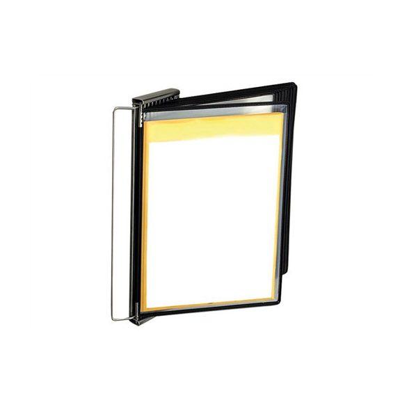 Flip board-hoz, fali tartó + 10db. flip board