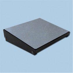 ESD lábtartó, fém, 385 x 310 x 130 mm
