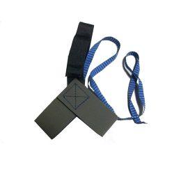 ESD cipősarok földelés, 1Mohm ellenállás, tépőzáras kivitel, minden cipőméretre